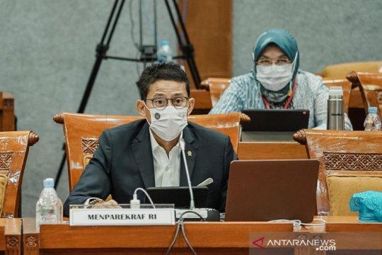 Menteri Sandiaga Uno pastikan penghematan anggaran tak pengaruhi kinerja