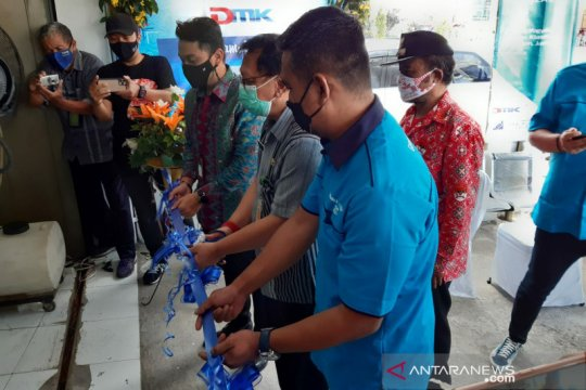 Garuda Indonesia gandeng DMK garap potensi pasar ekspedisi di Klaten