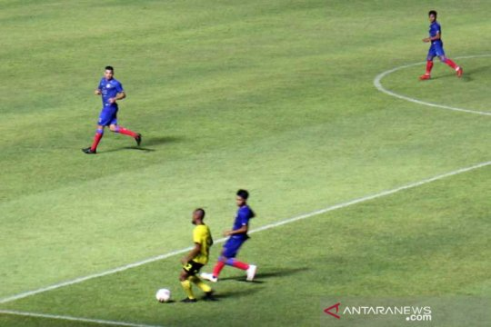 Barito Putera taklukan Arema 2-1