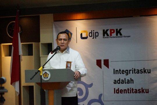 Ketua KPK ingatkan jajaran Kemenkeu agar jaga integritas
