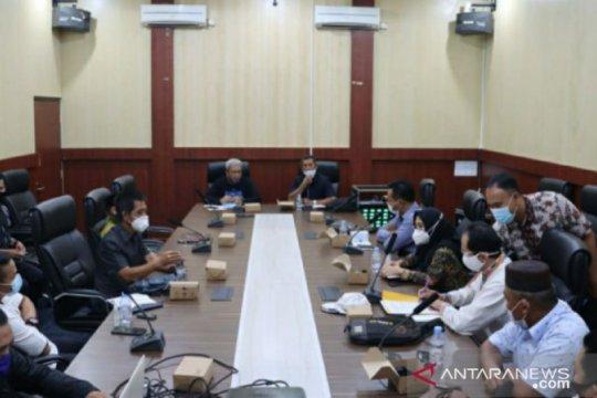 Dishub Babel terima kunjungan kerja Komisi III DPRD Bangka