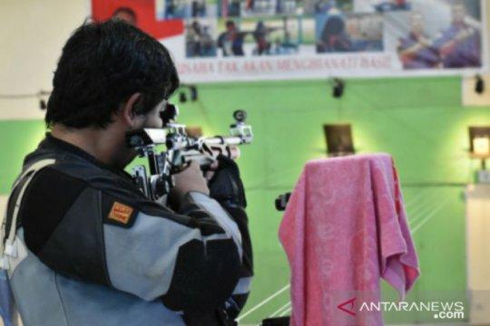 Atlet menembak Babel raih medali emas pada Kejurnas Kasau Cup 2021