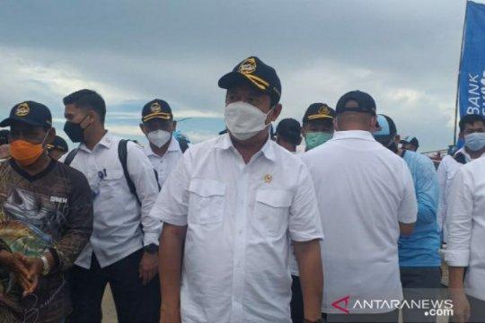 Menteri KKP sebut Belitung berpeluang menjadi pusat budidaya perikanan