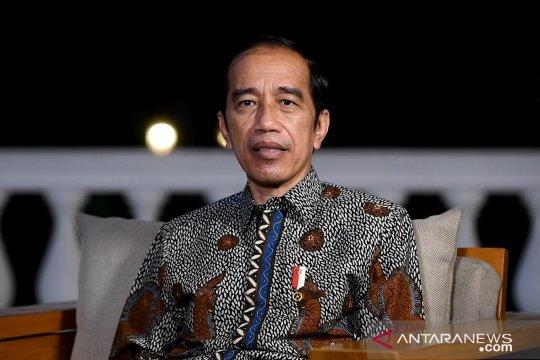 Presiden Jokowi tegaskan beras impor belum masuk ke Indonesia