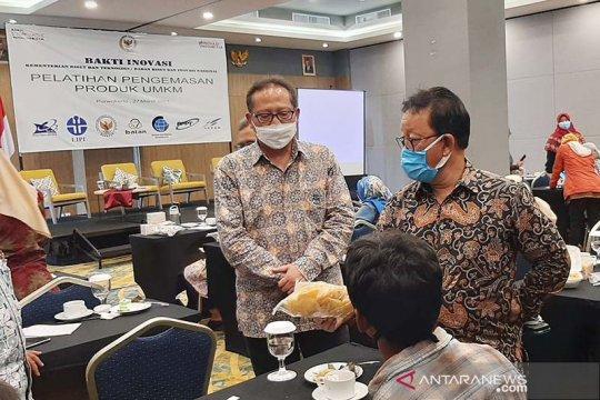 LIPI latih pengemasan produk bagi UMKM Banyumas-Cilacap