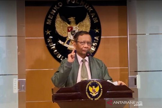 Mahfud MD perintahkan aparat tingkatkan pengamanan di rumah ibadah