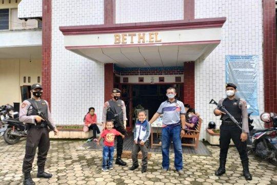Polres Banjarnegara terus intensifkan patroli di rumah ibadah
