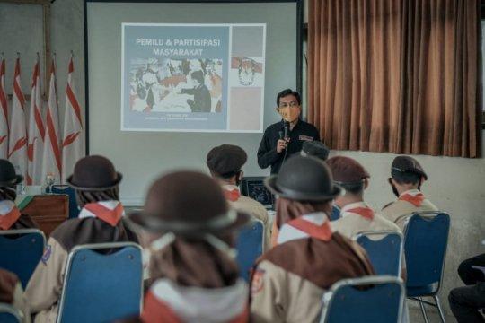 KPU Banjarnegara menggencarkan kegiatan pendidikan pemilih