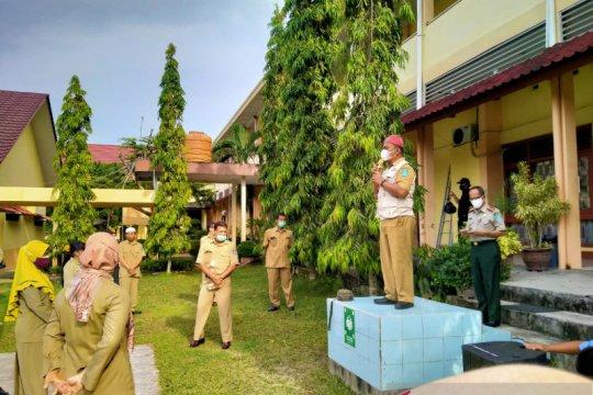 Satgas COVID-19 Bangka minta hentikan sementara belajar SMA Negeri 1