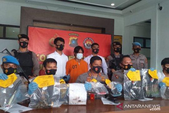 Polres Belitung ringkus pelaku pembunuhan berencana setelah tiga bulan buron
