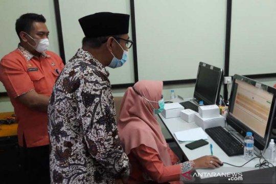 859 calon pegawai RSUD Temanggung  ikuti seleksi berbasis komputer