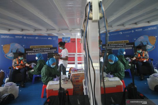 Penyintas COVID-19 diminta jadi donor plasma konvalesen