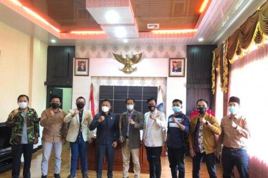 Ketua DPRD Babel Ajak Pemuda Muhammadiyah Bangun Bangka Belitung