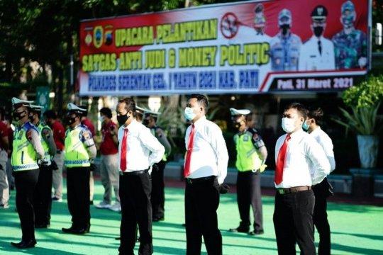 Jelang pilkades, Polres Pati bentuk Satgas Antijudi dan Politik Uang