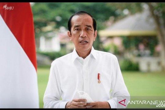 Presiden Jokowi: Semua harus bersatu melawan terorisme