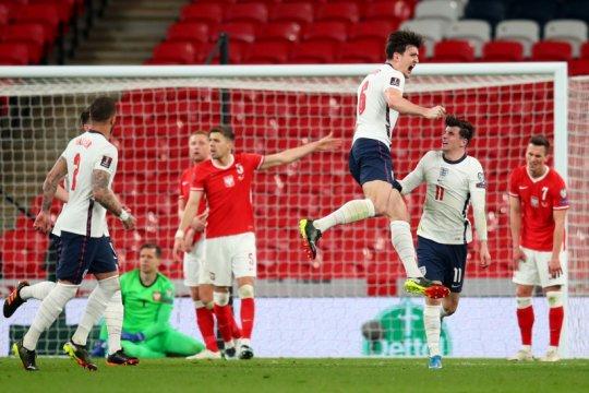 Inggris taklukkan Polandia 2-1