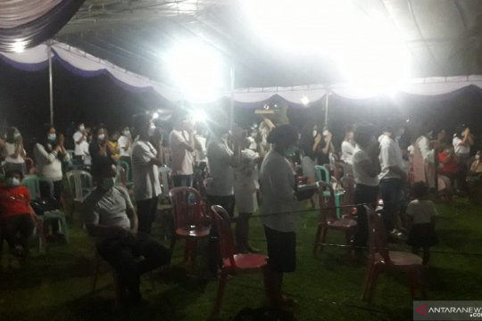 Polres Bangka Tengah terjunkan 130 personel amankan Paskah
