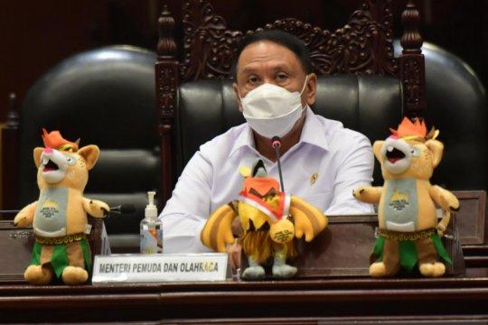 Menpora bantah kabar penundaan PON XX dan Peparnas di Papua