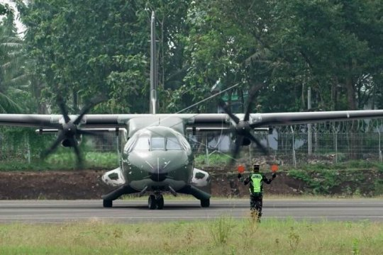 Uji coba penerbangan di Bandara Jenderal Besar Soedirman Page 2 Small