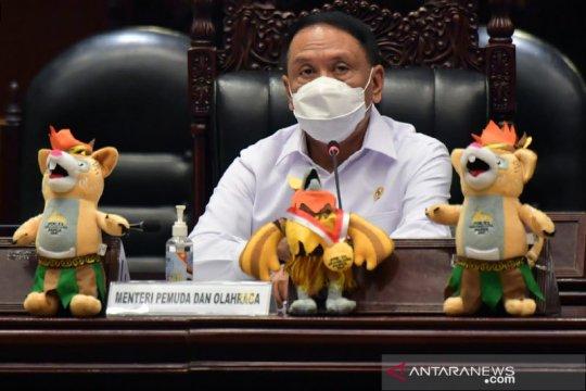 Menpora: Presiden Jokowi perintahkan kaji liga dengan penonton di stadion