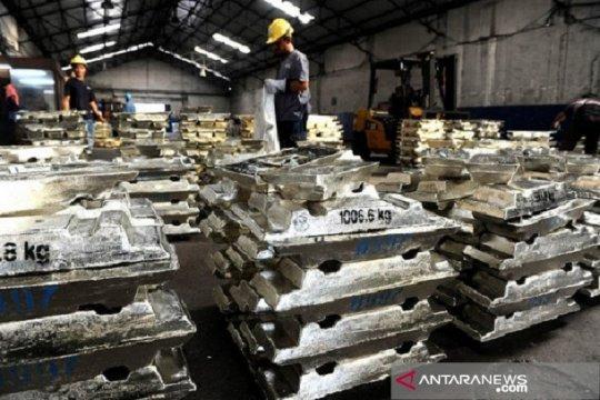 Korea Selatan tujuan utama ekspor timah Babel