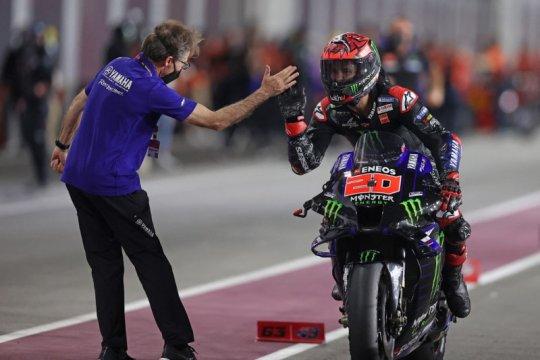 Fabio Quartararo klaim pole position MotoGP Portugal