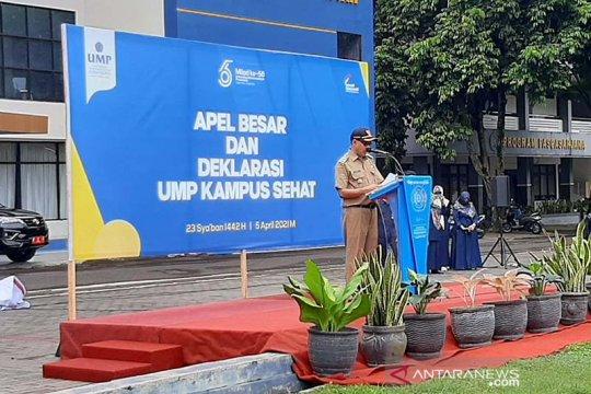Universitas Muhammadiyah Purwokerto deklarasikan  Kampus Sehat