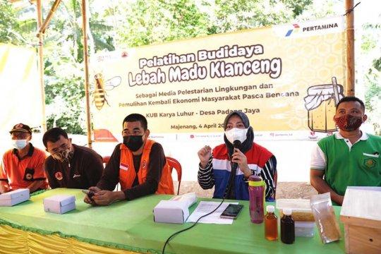 Pertamina Cilacap berikan pelatihan untuk pulihkan warga terdampak bencana