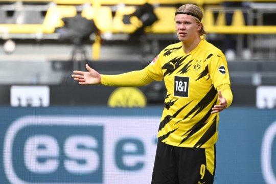 Dortmund tolak tawaran tukar tambah Erling Haaland dari Chelsea
