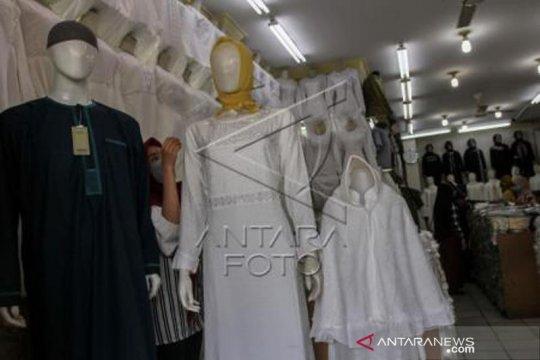 Penjualan Busana Muslim Mulai Meningkat