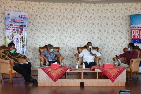 Wujudkan swasembada pangan, DPRD Jateng dorong penguatan pertanian