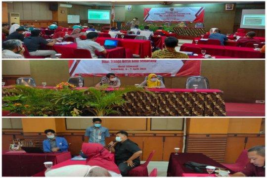 BPJAMSOSTEK Semarang Pemuda kembali ingatkan pentingnya Program Jaminan Sosial ke pekerja