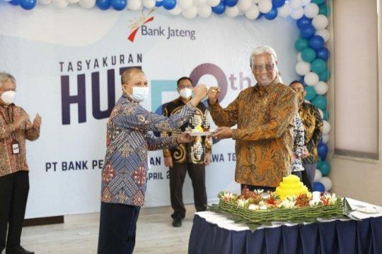 HUT Ke-58, Bank Jateng pertahankan kinerja positif dan capaian baik
