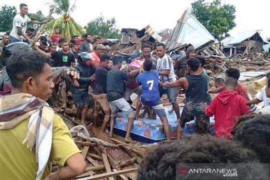 Korban meninggal akibat bencana di NTT tercatat 177 orang