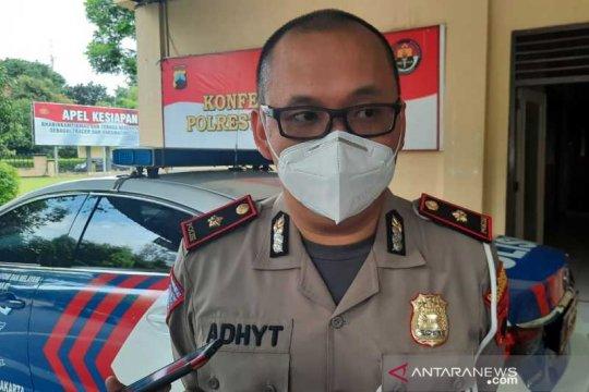 Polresta Surakarta akan jaga ketat 10 pintu masuk kota terkait larangan mudik