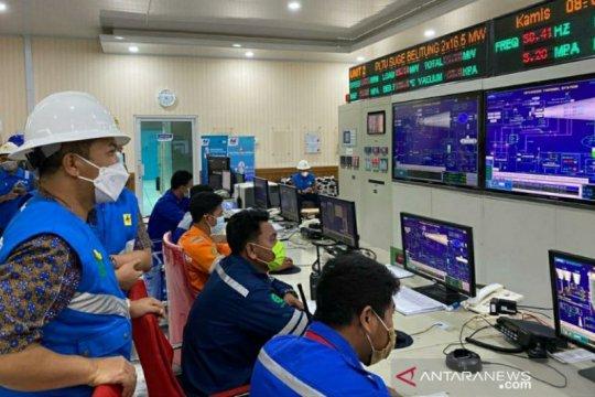 Cek kesiapan Ramadhan di Belitung, GM PLN Babel inspeksi sistem kelistrikan