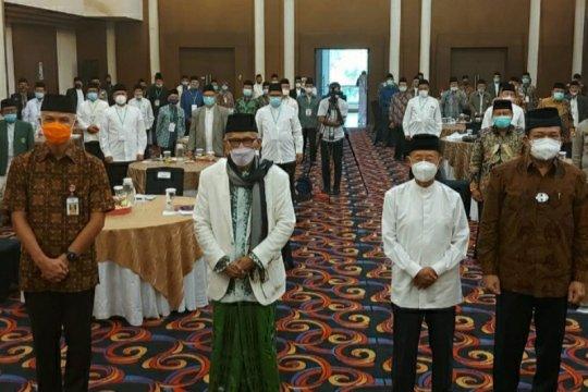 K.H. Ahmad Darodji kembali terpilih jadi Ketua MUI Jawa Tengah