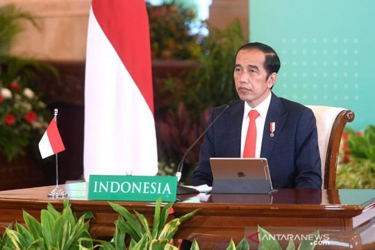 Presiden Jokowi bentuk satgas penanganan hak tagih BLBI