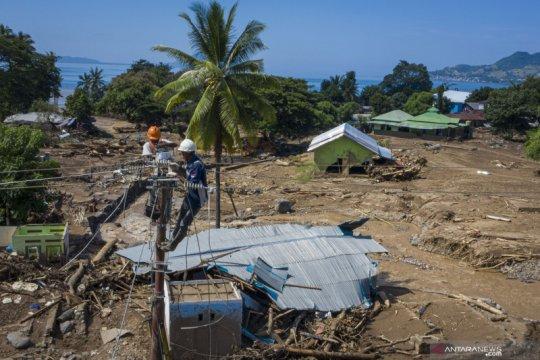 Jokowi perintahkan jajaran kirim bantuan ke korban bencana NTT
