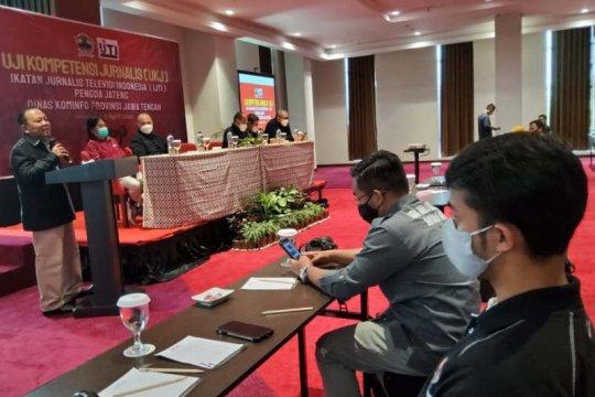 IJTI Jateng: Hampir seluruh jurnalis  TV lulus uji kompetensi