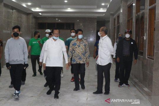 Wali Kota Surakarta minta pembangunan Masjid Sriwedari segera dilanjutkan