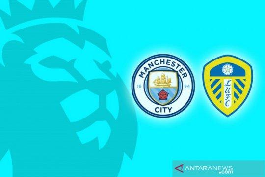 Ini jadwal lengkap Liga Inggris: Mampukah Leeds jegal City?