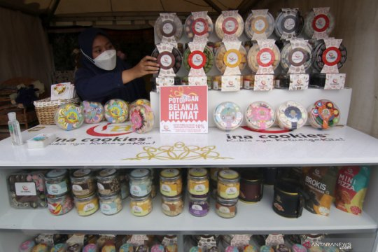 Membawa produk halal nasional ke pasar global