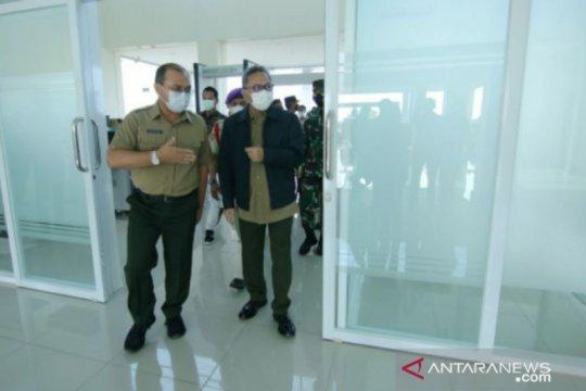 Gubernur Erzaldi sambut kedatangan Wakil Ketua MPR RI