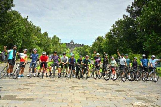 PT TWC kembangkan paket wisata bersepeda Candi Prambanan - Borobudur