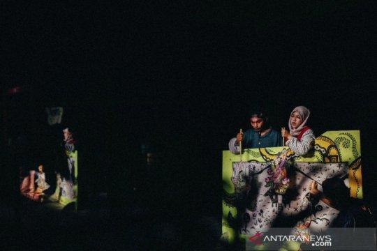 Belenggu pandemi penanda kelahiran Wayang Strip