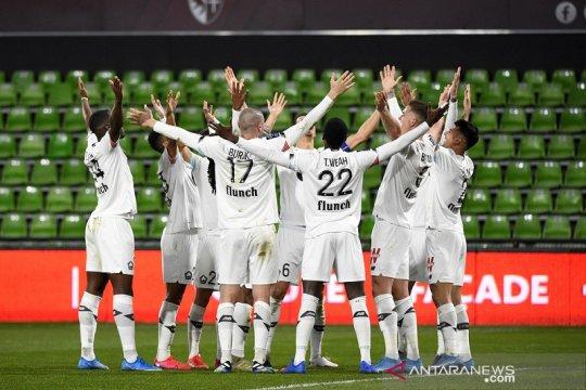 Klasemen Liga Prancis: Lille kokoh di puncak klasemen