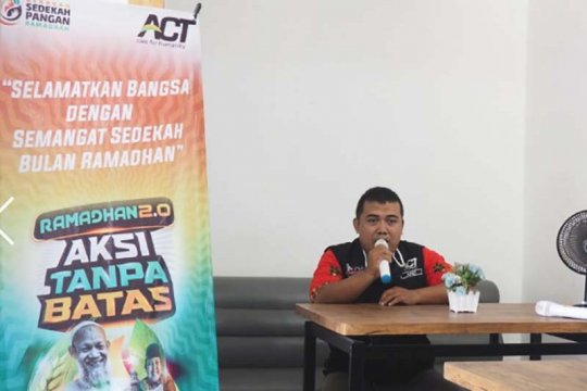 "ACT Purwokerto luncurkan ""Ramadhan 2.0 Aksi Tanpa Batas"""