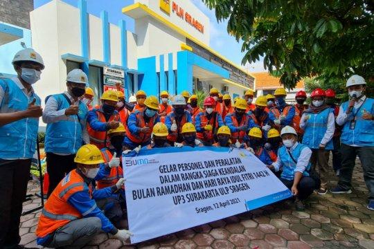 PLN UP3 Surakarta jaga keandalan listrik selama Ramadhan dan Lebaran
