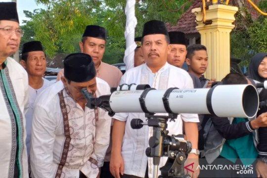 Kemenag Belitung gelar rukyatul hilal di pantai Tanjung Pendam